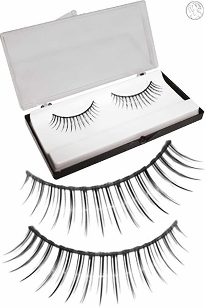 False eyelashes for makeup