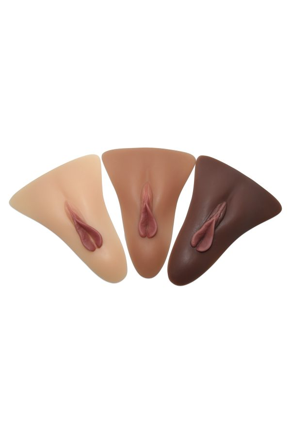 Divine Collection Selene Smoothing Vagina Gaff Skintones