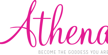 Divine Collection Athena breastplate logo - Become the Goddess You Are