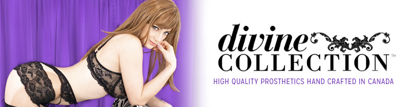 Shop Divine Collection prosthetics at The Breast Form Store UK